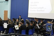 images of students playing instraments